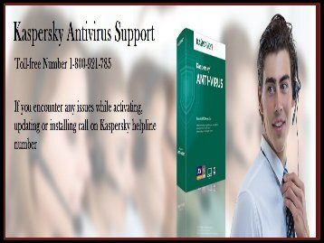 Call us kaspersky technical support number Australia 1-800-921-785