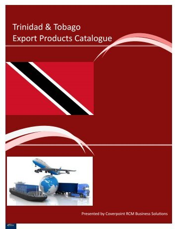 Trinidad and Tobago Catalogue