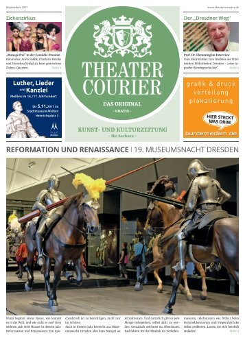 TheaterCourier September 2017