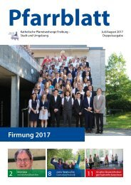 2017-07-08 Pfarrblatt Freiburg