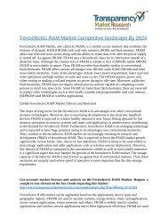 Ferroelectric RAM Market