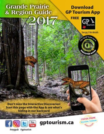 GP TOURISM GUIDE BOOK 2017