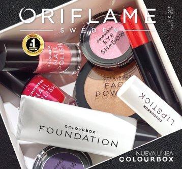Oriflame MX Catálogo 012 - 2017