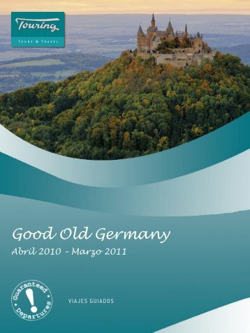 Good Old Germany - Receptivos del Mundo