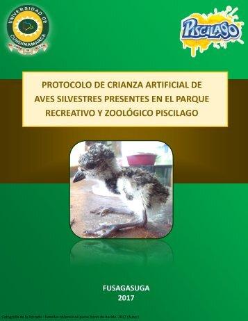 Protocolo de incubación y crianza- Piscilago