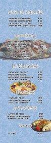 Menu Restaurante - Page 6