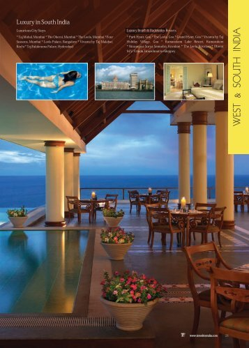 Luxury in South India-TraveliteIndia