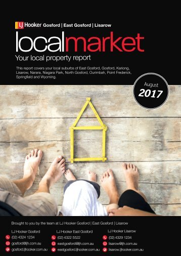 Local Market Report August 2017