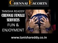 Chennai Escorts Services- best matching companions as per you Needs