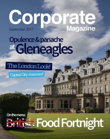 Corporate Magazine September 2017