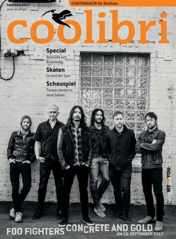 September 2017 - coolibri Bochum