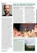 CAROLINE. Das Theatermagazin September/Oktober 2017 - Page 2