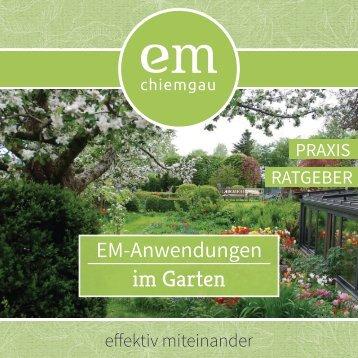 EM-Anwendungen-Garten