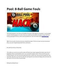 8 8 ball pool hack