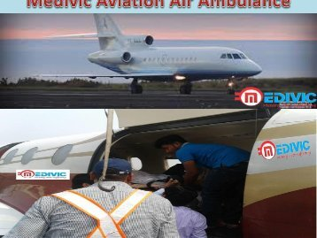 Medivic Aviation Air ICU Care Air Ambulance Kolkata to Delhi