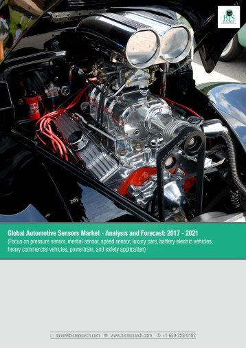 Global Automotive Sensors Market