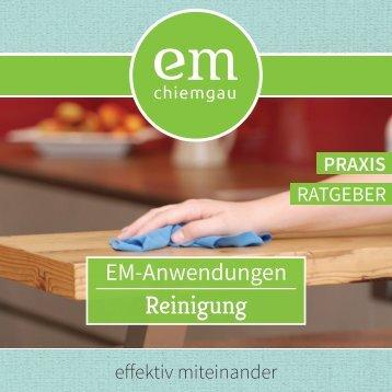 EM-Anwendungen-Reinigung