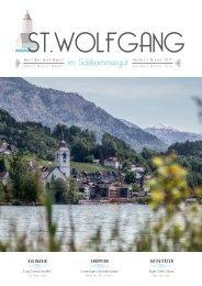 St. Wolfgang Magazin