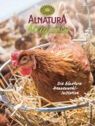 Alnatura Magazin - September 2017