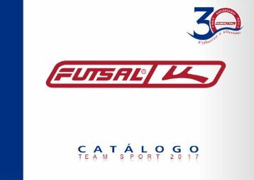 FUTSAL CATALOGO GENERAL 2017 PDF
