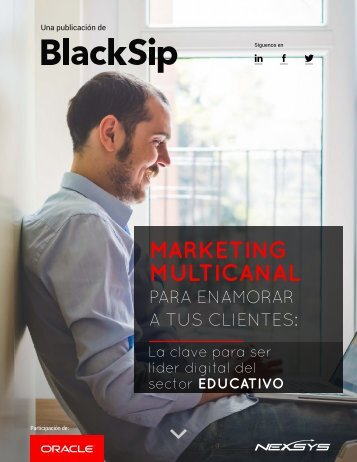 MARKETING MULTICANAL - SECTOR EDUCATIVO