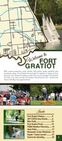 Fort Gratiot Business Association 2017-2018 Visitor Guide - Page 3