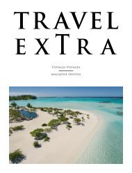 TRAVEL EXTRA magazine - A17