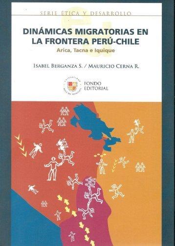 Dinamicas fronterizas Peru Chile