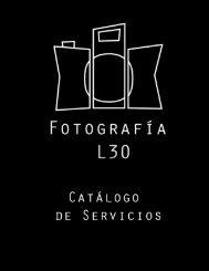 Catalogo Fotografia L30
