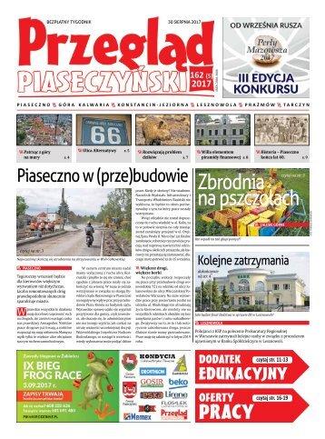 Przegląd Piaseczyński, Wydanie 162