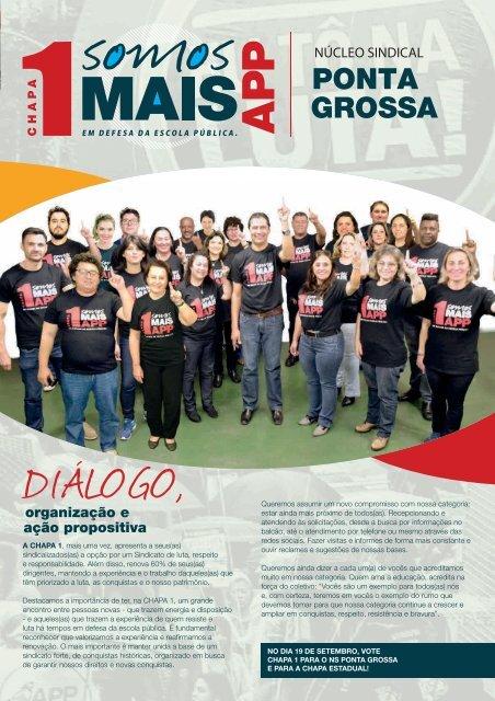 Somos Mais APP - Informativo Ponta Grossa