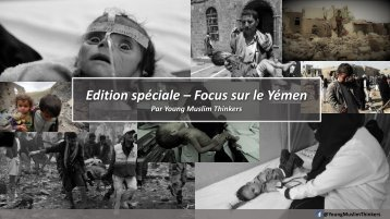 Edition spéciale - Yémen