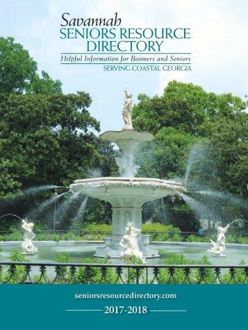Savannah Directory FLIPBOOK