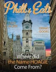 Philly Eats Third Edition 2017