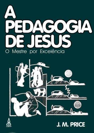 15.A pedagogia de jesus