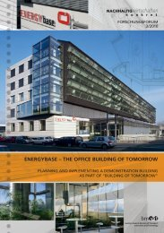 ENERGYBASE -; THE OFFICE BUILDING OF TOMORROW