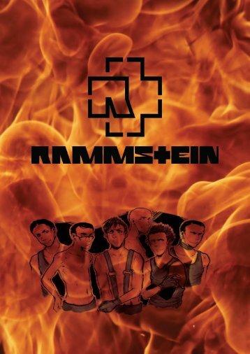 Rammstein biografia integrantes