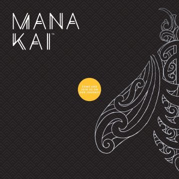 Mana Kai Honey - Reseve Honey