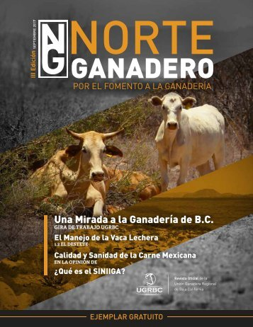 Revista Norte Ganadero No. 3