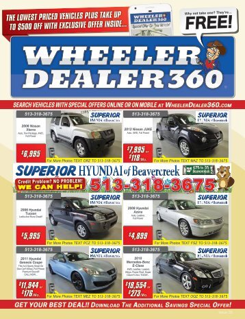 Wheeler Dealer Issue 35, 2017