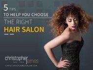 Tips to Choose the Right Hair Salon in Albuquerque