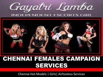 Celebrity escorts in Chennai- Gayatri Lamba