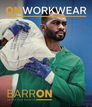 2017 ON WorkWear Catalogue