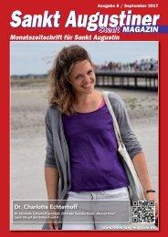 Stadtmagazin Sankt Augustin  August 2017