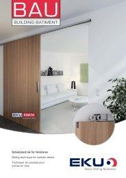 EKU Porta Holz