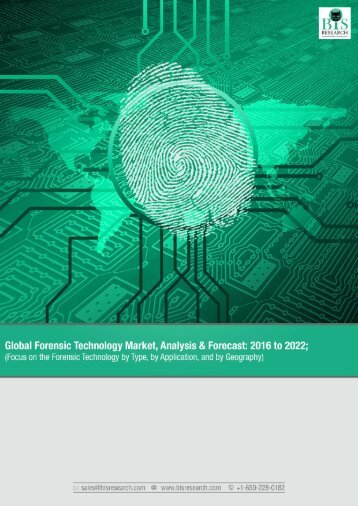 Global Forensic Technology Market Analysis report