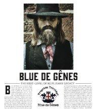 Blue de Gênes - The next-Level of Blue Jeans Legacy