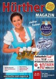 Hürther Stadt Magazin