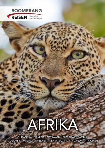 Afrika 2017/18