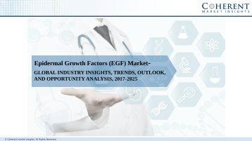 Epidermal Growth Factors (EGF)